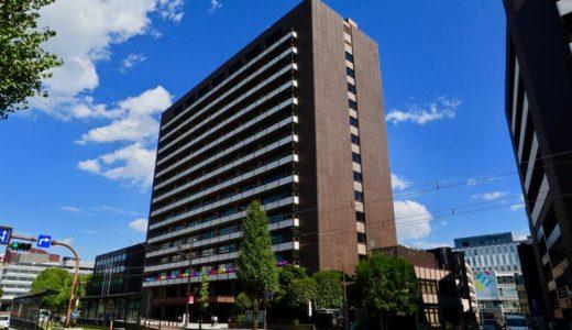 建替え構想が浮上している「熊本市役所本庁舎」