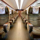 九州新幹線ーN700系7000番台、8000番台電車(普通車 指定席編)