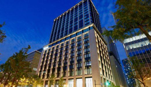 三菱UFJ銀行大阪ビル 本館のライトアップ