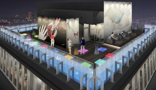ホテルWBF新大阪スカイタワーのルーフトップバーは絶景間違い無しのビュースポット!