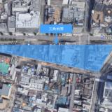 【2023年3月完成予定】JR福井駅前の「三角地帯」に地上28階建ての高層ビル建設へ