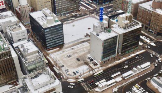 ヨドバシカメラが札幌、仙台に複合商業施設を出店、札幌最高のタワー建築を構想!
