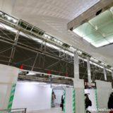 御堂筋線梅田駅に地下空間世界最大のLEDモニター「Umeda Metro Vision」の状況 19.11