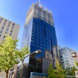 【2020年10月竣工】W OSAKA(W大阪)マリオットと積水ハウスが御堂筋沿いに建設中のWホテルの状況 19.11