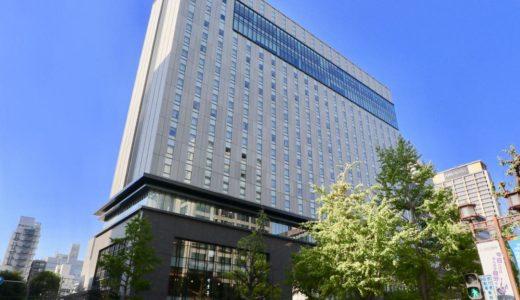 【11月1日開業】大阪エクセルホテル東急が入居、竣工した積和不動産関西南御堂ビルの状況 19.11