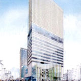 福井駅前に高さ120mの超高層ビル!駅前電車通り北地区A街区のイメージパースが公開される