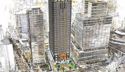 (仮称)アパホテル&リゾート〈大阪難波駅タワー〉はOCAT隣接地!西日本最大客室数2064室で2023年秋開業を目指す!