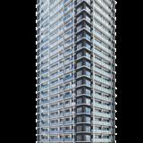 【2021年09月竣工】シエリア大阪上町台パークタワーの建設状況 19.12
