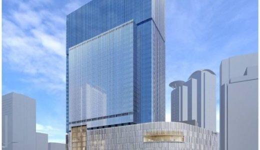 梅田3丁目計画の詳細が明らかに!旧大阪中央郵便局敷地を含む大阪駅西地区開発は2024年3月竣工予定