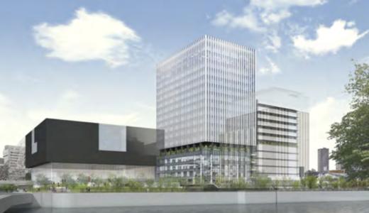 大阪・中之島「未来医療国際拠点」計画の状況 21.04【2023年度開業予定】