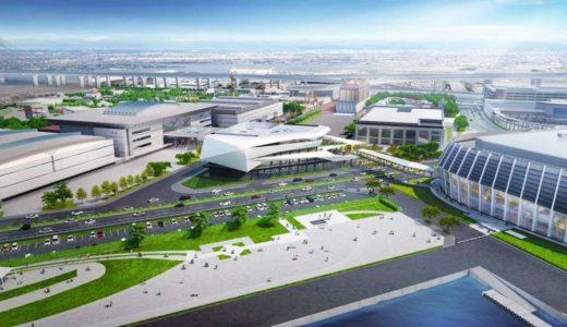 名古屋市国際展示場コンベンション施設は竹中工務店・久米設計Gが約44億5万円で落札