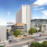 【2022年8月竣工】長崎市新庁舎は高さ90.86mの高層ビル