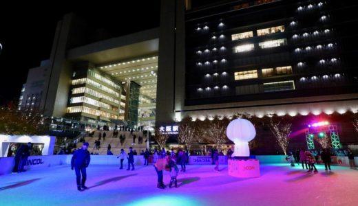 クリスマスムードが増してきた梅田界隈の風景 2019