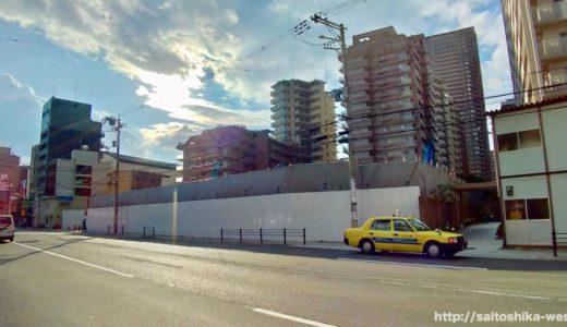 (仮称)上町台筆ヶ崎プロジェクト リバー産業が上本町近くにタワーマンションを計画中!