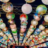 大阪・光の饗宴2019ー台南・光の廟埕(びょうてい)は目に焼き付いて離れないランタンアート