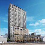 ヒルトン広島が2月1日に着工。高さ94.5m、客室数420室で2022年に開業!