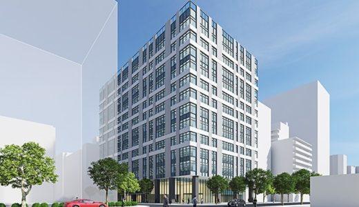 (仮称)新大阪オフィス計画ーJR西日本不動産開発が計画中のオフィスビルの状況 20.10【2022年2月竣工予定】