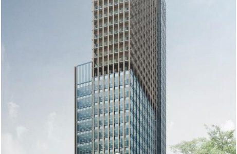 神戸阪急ビル東館 建設工事の状況 ホテルはremm+(レムプラス)が入居【2021年春竣工予定】