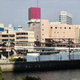閉店したイオン京橋店(旧ダイエー)の状況 20.01