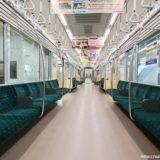 神戸市交通局6000形電車(車内編)