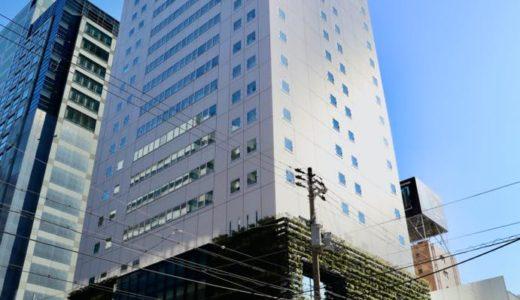 開業した「からくさホテルグランデ新大阪タワー」の状況 20.01