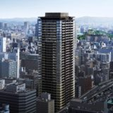 【2021年04月竣工】MJR堺筋本町タワー(ザ・船場タワープロジェクト)の建設状況 20.01