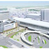 富山駅南口 JR富山駅NKビルが着工!【2022年春開業】
