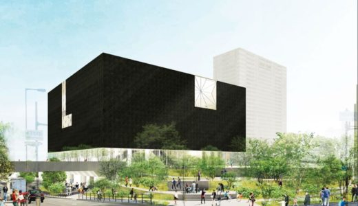 大阪中之島美術館・Nakanoshima Museum of Art, Osakaの建設状況 20.02【2021年度開館予定】
