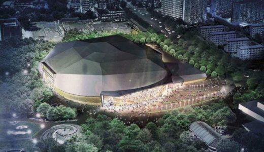 愛知県新体育館基本計画、日本トップクラスの新アリーナが名古屋市に誕生へ!