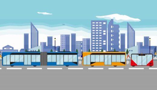 JR西日本とソフトバンクが自動運転と隊列走行技術を用いたBRTの開発プロジェクトを開始!