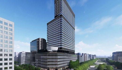 中部日本ビルディング(中日ビル)の建て替え計画の状況 20.09