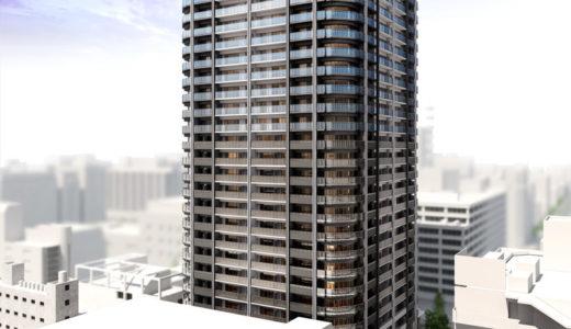 プラウドタワー名古屋錦の建設状況 20.07【2022年03月竣工】