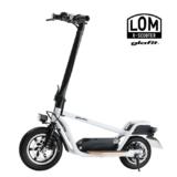 和歌山のスタートアップ『glafit』が公道を走れるスマート電動スクーター 「X-SCOOTER LOM」を発表