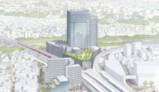京阪HDが「枚方市駅周辺地区第一種市街地再開発事業」に参画すると正式発表!再開発が一気に具体化へ