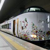 JR西日本ー271系 新型「はるか」