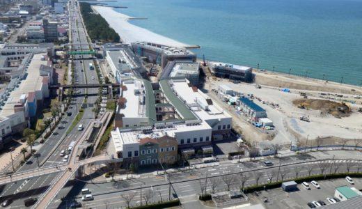 りんくうプレミアム・アウトレット第5期増床は2020年8月12日(水)開業!