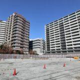 (仮称)上町台筆ヶ崎プロジェクト リバー産業が計画中のタワーマンションの状況 21.01