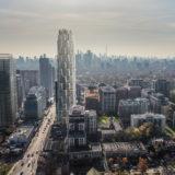 One Desile CondosトロントでStudio Gangが手がけたハニカム風の超高層ビルが計画中