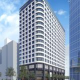 ホテルインターゲート大阪 梅田の建設状況 20.10【2021年春開業予定】