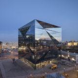キューブベルリン(cube berlin)、斬新なキューブ型のオフィスビルがベルリンに誕生!