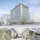 大阪第6地方合同庁舎(仮称)整備等事業の状況 21.04【2022年03月竣工】
