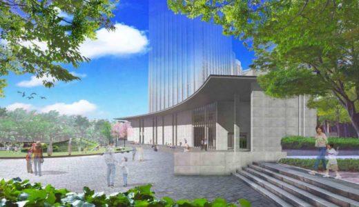 神戸市「(仮称)こどものための図書館」基本方針(案)にを公表、安藤忠雄氏から寄付【2021年度完成】