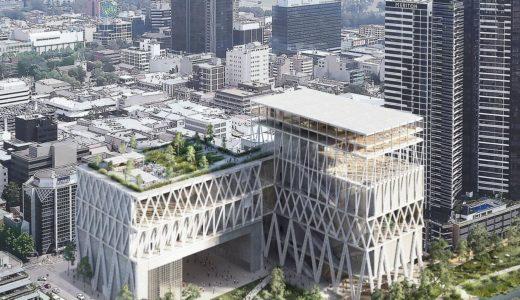 Powerhouse Parramatta-シドニー近郊のパラマタにオペラハウス以来最大の大規模な芸術・文化プロジェクトが始動