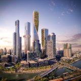 メルボルンのSouthbankプロジェクトはオーストラリア最高の365mの超高層ビル!