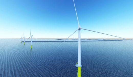国内初の商用洋上風力発電事業「秋田港・能代港洋上風力発電施設建設工事」が本格着工!