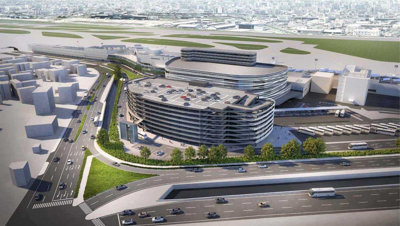 福岡 国際 空港 駐 車場