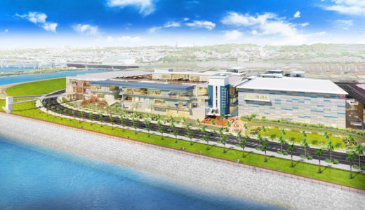 イーアス沖縄豊崎が2020年6月19日開業!(仮称)沖縄豊崎タウンプロジェクト 大和ハウスが開発