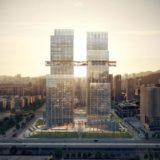 中国深センでCMG前海国際貿易センター(CMG Qianhai Global Trade Center)の建設が始まる!