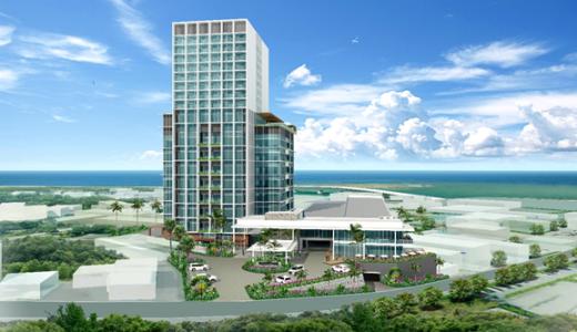 (仮)ゆがふホールディングス港川タワービルプロジェクト【2021年11月開業予定】