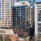 271 Spring Street オーストラリア メルボルンの大胆なデザインの腰巻きビル